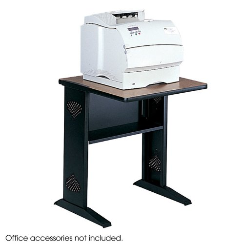 SAF1934 - Safco Reversible Top Fax/Printer Stand -