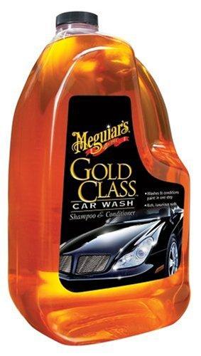Meguiar's Gold Class Wash Shampoo & Cond, 1 - Class Wash Car Gold Meguiars