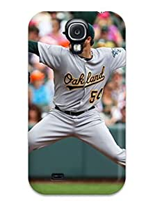 Michael paytosh's Shop New Style 3385960K482034562 oakland athletics MLB Sports & Colleges best Samsung Galaxy S4 cases
