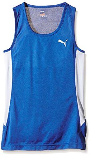 PUMA t-shirt -kurzarm tBRunningRace teamsport royal new débardeur pour femme