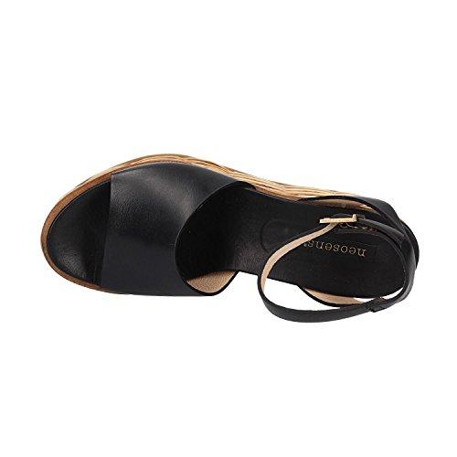 Skin Sandalia Neosens Ebony Negro Restored S507s qgRxwZF