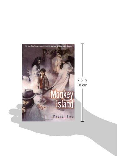 Monkey Island: Paula Fox: 9780440407706: Amazon.com: Books