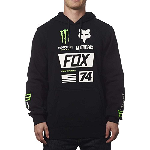Fox Racing Monster Union Pullover Hoody-2XL