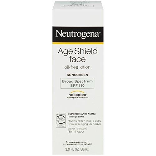 Neutrogena Age Shield Face Lotion Sunscreen Broad Spectrum Spf 110 - 4