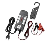 Bosch C3 Fully Automatic 4-Mode 6/12V Smart Battery Charger and Maintainer (3.8 Amps)