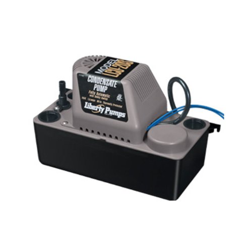 Liberty Pumps LCU-SP20S Automatic 1/50 HP Compact Condensate Pumps with Safety Switch by Liberty Pumps