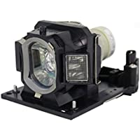 AuraBeam Professional Hitachi CP-WX3041WN Projector Replacement Lamp with Housing (Powered by Philips)