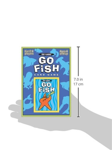 Go fish card game kids classics buy online in uae for Play go fish online