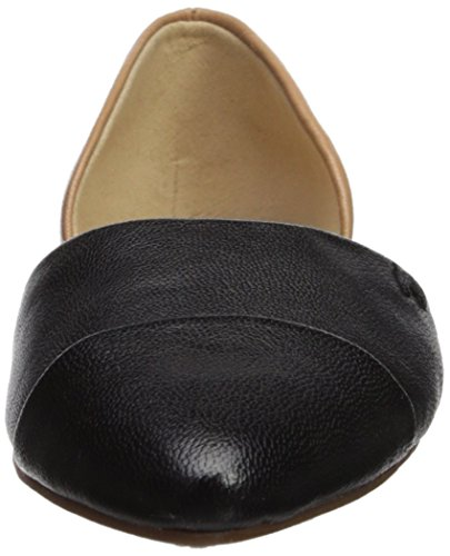 Women's Hilfiger Tommy Black Tan Naree3 Flat Ballet H18q1Uwpx