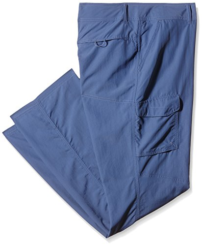 Columbia Silver Ridge de manga corta de la mujer azul