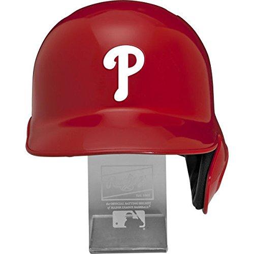 (Philadelphia Phillies MLB Rawlings Full Size Cool Flo Baseball Helmet)