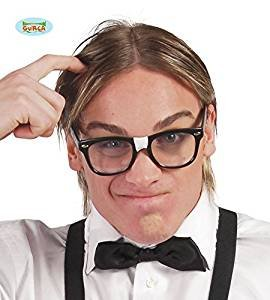 Fancy Dress School Boy Nerd Glasses (Schoolboy Fancy Dress)