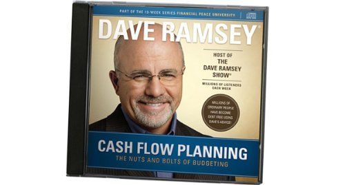 Cash Flow Planning: The Nuts and Bolts of Budgeting (Financial Peace University) by Dave Ramsey (2011-05-16)