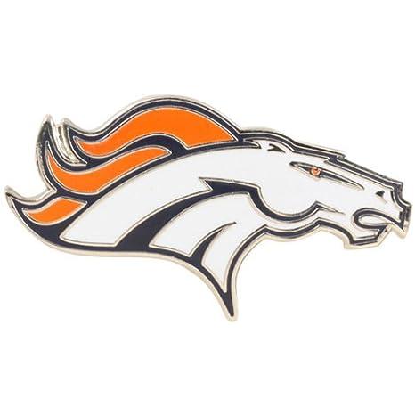 Amazoncom Nfl Denver Broncos Logo Pin Sports Fan Wallets