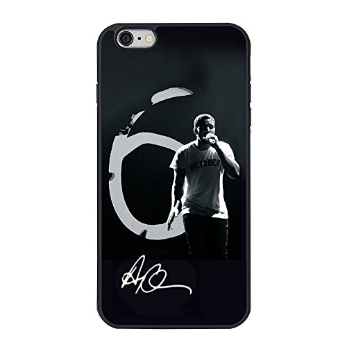 Drake iPhone 6 Plus Case,Famous Singer Drake Case for iPhone 6 6s Plus TPU Case(5.5 inch)