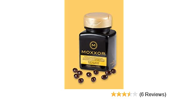 Amazon.com: Moxxor The Ultimate All Natural Omega-3 and Antioxidant Concentrate Exclusively from New Zealand, 60: Health & Personal Care