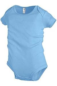 Plain Basic Infant Baby Boys or Girls Creeper / Onesie / Bodysuit / Snapsuit