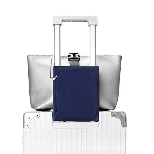 Delidraw Portable Luggage Straps Multifunctional Travel Organizer Luggage Bungee Plus Bag Strap, Duty Luggage Straps for…