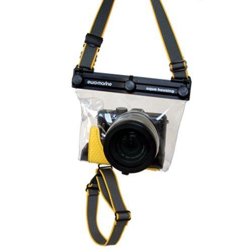 Ewa-Marine EM D-B Bag for SLR and CS Cameras (Clear) [並行輸入品]   B019SZ5QLU