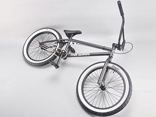 Mafiabikes Kush 2 20 inch BMX Bike Graphite