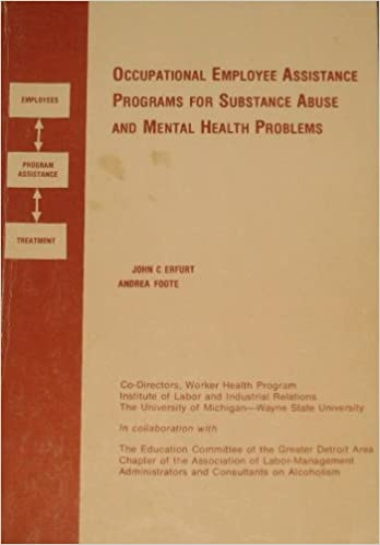 Occupational Employee Assistance Programs for Substance