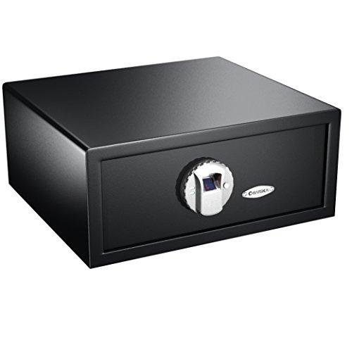 13. BARSKA Biometric Safe