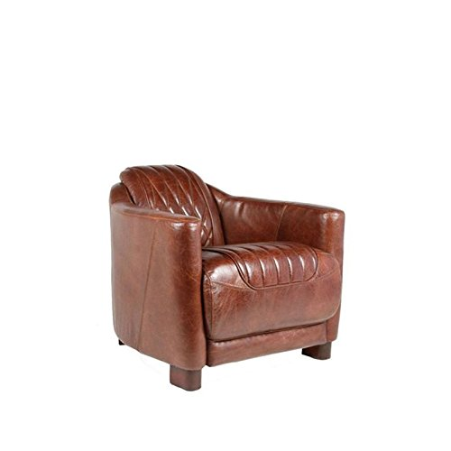 Sessel London Luxe braun