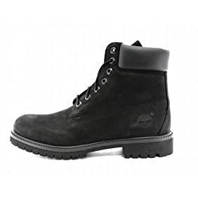 Timberland Men's Timberland Icon 6 Premium Boot 10 Black