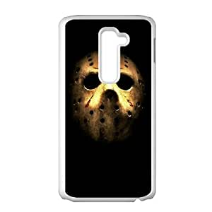 DIY Printed Friday The 13Th hard plastic case skin cover For LG G2 SNQ752124