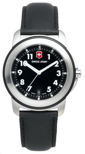 Victorinox Swiss Army Men's 24620 Black Dial Watch