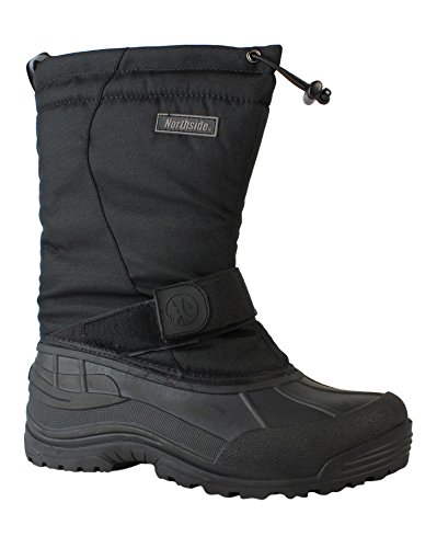 Northside Men's Alberta II Cold Weather Boot,Black,10 M US