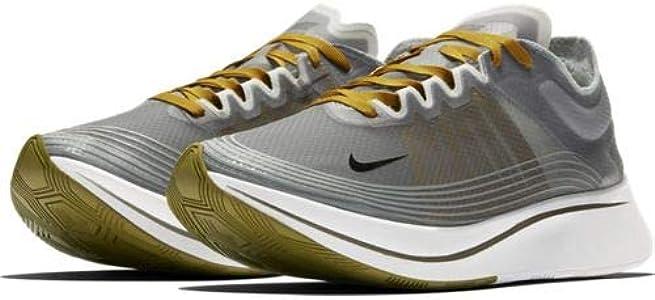 Nike Zoom Fly SP, Zapatillas de Trail Running para Hombre, Multicolor (Black/Peat Moss/White 003), 40 EU: Amazon.es: Zapatos y complementos