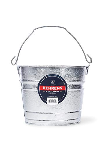 Behrens 1205 5 Quart Steel Pail product image