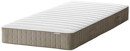 Ikea HAMARVIK núcleo de muelles colchón Oscuro Beige; A; (80 ...