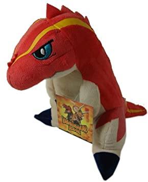 s dinosaur king t rex red gq 30 cm 12 inch series sega dinosaur kings - Jeux De Dinosaure King