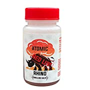 Atomic Rhino Smelling Salts Red Line Ultra Strong Aqua Ammonia