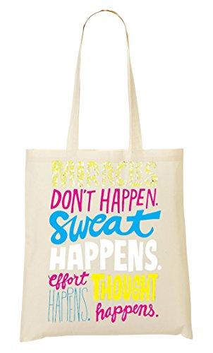 Shopping Miricles Borsa Bag Non Accadono rqEvFq