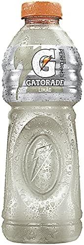 Isotônico Sabor Limão Gatorade 500ml