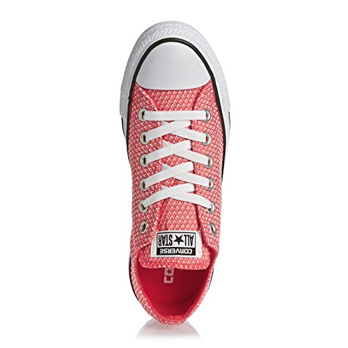 Converse All Star Ox Donna Sneaker Rosso
