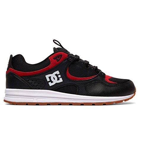 athletic Red Dc Lite Noir Black Kalis wqtZPtzR