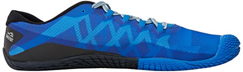 Merrell Men's Vapor Glove 3 Running Shoes Blue (Directoire Blue) 2aWtn86