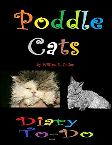 (Poddle Cats: Diary To-Do 2019)