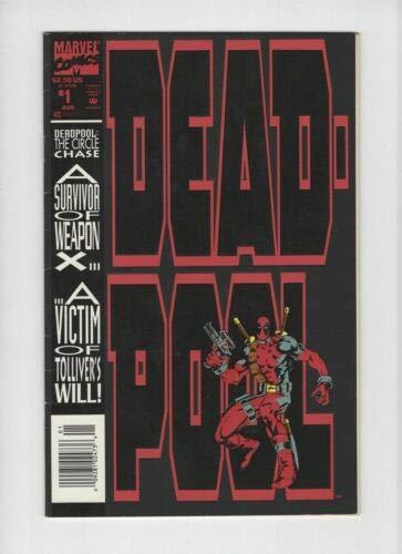 DEADPOOL: CIRCLE CHASE #1 | Marvel | 1993 | 1st Deadpool Solo Series]()