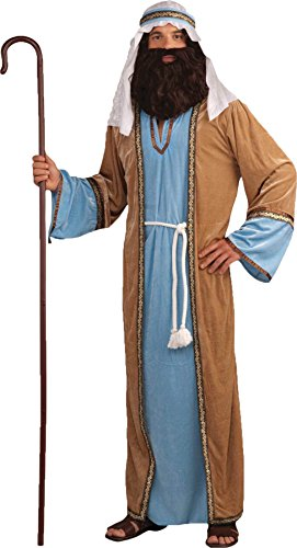Forum Novelties UHC Men's Joseph Outfit Christmas Theme Party Adult Fancy Dress Costume, OS (up to 42)