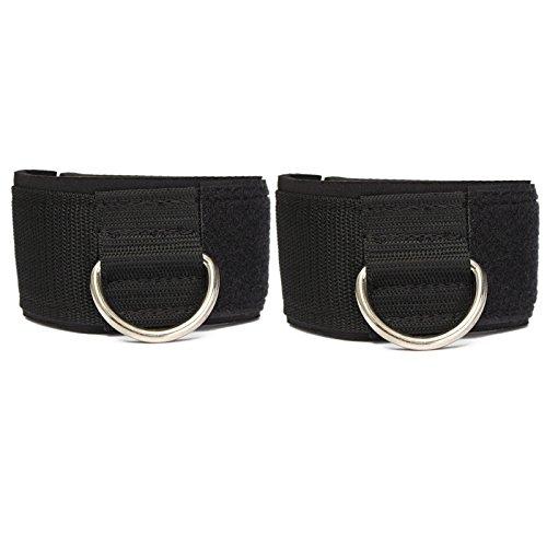 Resistance Bands - Mini Resistance Bands - 2pcs D-ring Ankle