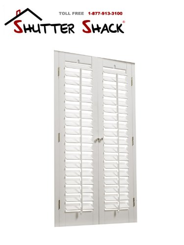 Interior Shutter Kit 2 1/4