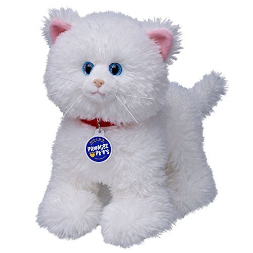 Persian Kitty - Build-a-Bear Workshop 15 in. Promise Pets Persian Kitty Stuffed Animal