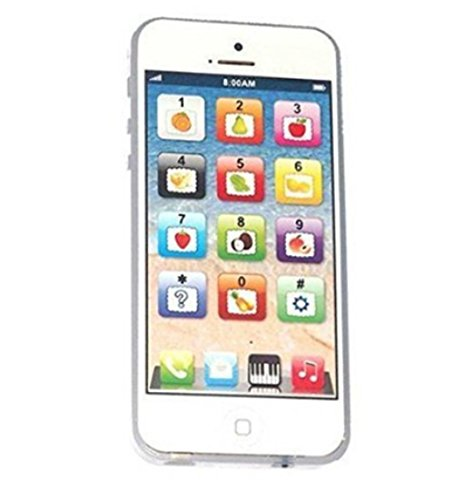 Touch Screen Kids Toy Phone 5S - 4