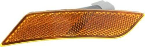 CPP Front Right Side Amber Lens Side Marker for 13-15 Cadillac ATS GM2551199