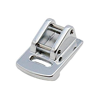 Alfa Prensatelas fruncidor, accesorio para máquina de coser, acero, inoxidable